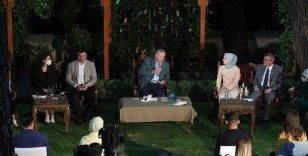 Cumhurbaşkanı Erdoğan: En güçlü direnişi vereceğimiz alanlardan biri de şiirdir
