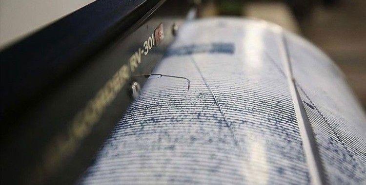 Muğla'nın Datça ilçesi açıklarında 4,4 büyüklüğünde deprem