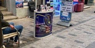 """İstanbul Emniyeti'nden """"Kültür Turizm Komisyonu"""" denetimi"""