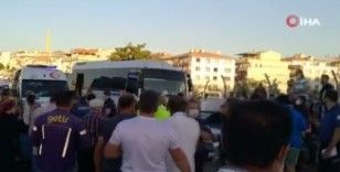 Başkent'te otomobil ile servis kafa kafaya çarpıştı: 3 ölü, 2 yaralı