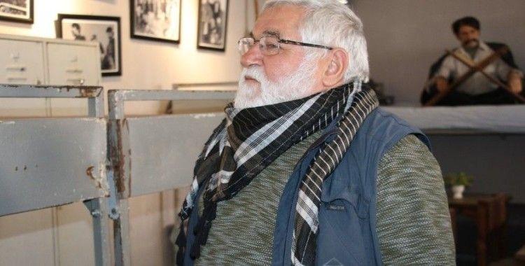 12 Eylül'de işkence gördüğü cezaevini 41 sene sonra ziyaret etti