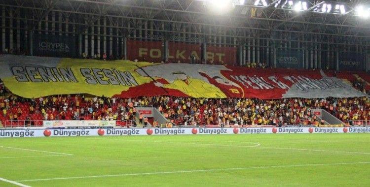Süper Lig: Göztepe: 0 - Medipol Başakşehir: 1 (İlk yarı)