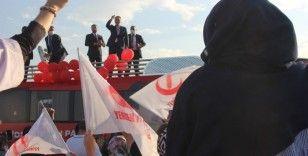 """Yeniden Refah Partisi Genel Başkanı Erbakan: """"Konya'ya ve Konyalılara güveniyoruz"""""""