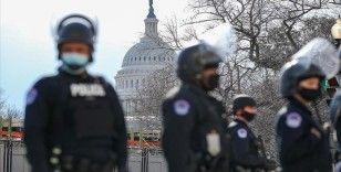 ABD Kongresi sağcı grupların gösterisi öncesi yeniden demir çitlerle çevrilecek