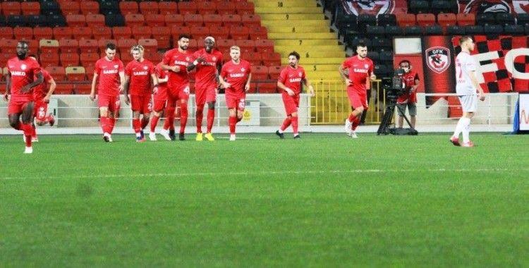 Süper Lig: Gaziantep FK: 2 - FTA Antalyaspor: 0 (Maç sonucu)