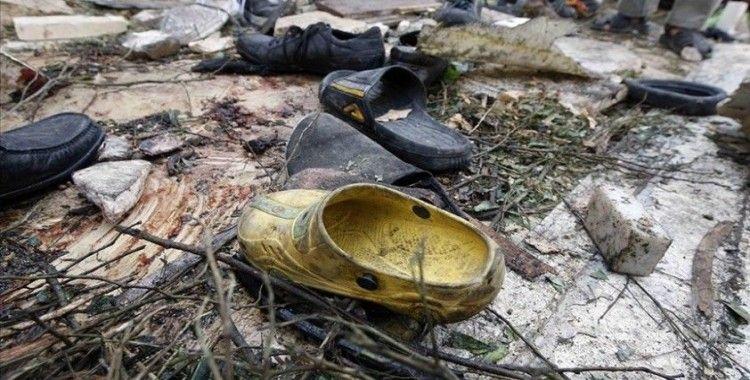 Trablus'ta Rus Wagner milislerinin tuzakladığı mayının patlaması sonucu aynı aileden 8 kişi yaralandı