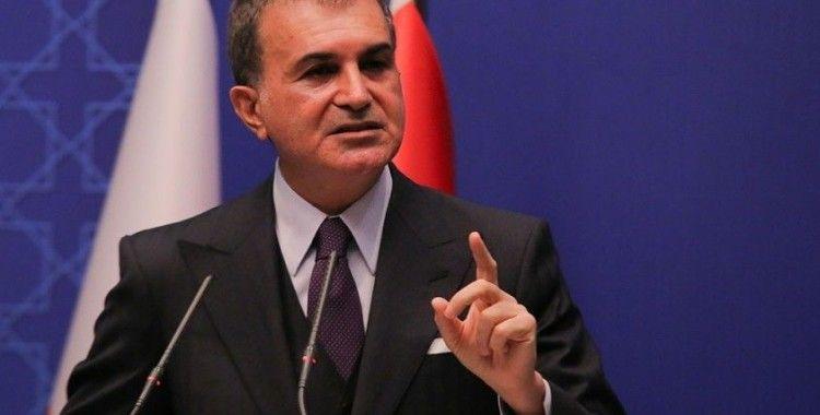 """AK Parti Sözcüsü Çelik: """"AK Parti iktidara geldiğinden beri laikliği güçlü bir şekilde savunmuştur"""""""