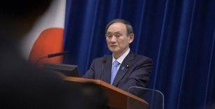 Japonya'da yapılan ankete göre Başbakan Suga ve kabinesine kamuoyu desteği yüzde 30'da kaldı