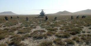 """Azerbaycan'da """"Üç Kardeş 2021"""" tatbikatı hava operasyonlarıyla devam ediyor"""