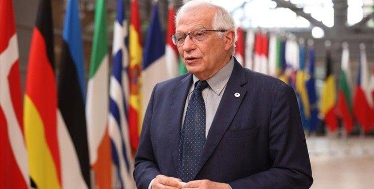 AB Yüksek Temsilcisi Borrell'e göre Afganistan'daki gelişmeler Avrupa'nın zayıflığını bir kez daha gösterdi