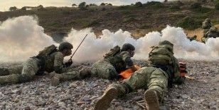 """MSB: """"Amfibi Görev Grup Komutanlığı Harekâta Hazırlık Eğitimleri başarılı şekilde icra edildi"""""""