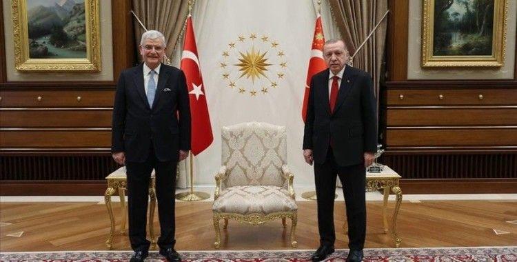 Cumhurbaşkanı Erdoğan BM 75. Genel Kurul Başkanlığı görev süresini tamamlayan Bozkır'ı tebrik etti