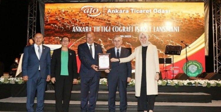 """Ankara tiftiğine """"Coğrafi İşaret"""" tescili"""