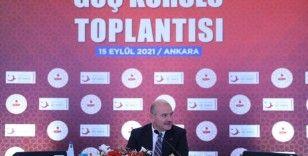 Bakan Soylu: 'Düzenli ve düzensiz göçün yönetilmesi konusunda ciddi bir irade ortaya koyduk'