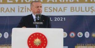 Cumhurbaşkanı Erdoğan: 'Şeker pancarı alış fiyatı bu yıl 420 TL'