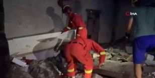 Çin'de 6 büyüklüğünde deprem: 3 ölü, 60 yaralı