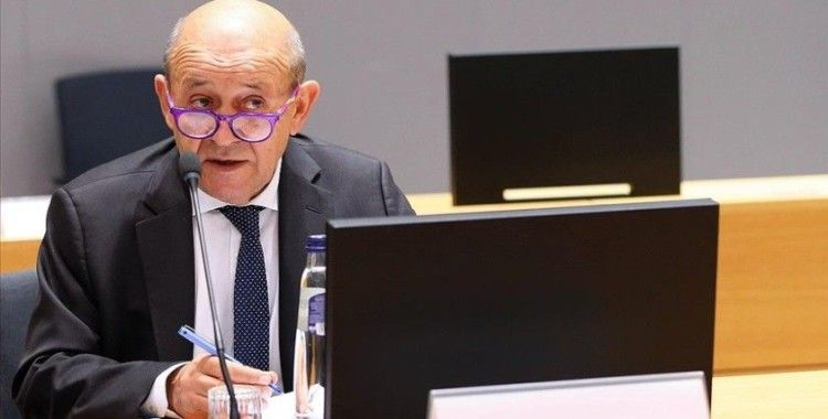 Fransa Dışişleri Bakanı: Mali'de Rus paralı askerlerin varlığı Avrupa'nın varlığıyla bağdaşmaz