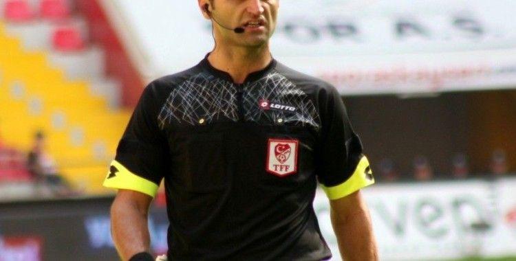 Sivasspor - Gaziantep FK maçını Atilla Karaoğlan yönetecek