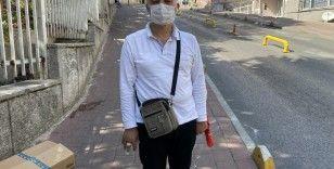 Fatih'te taksiciye sopalı, yumruklu saldırı