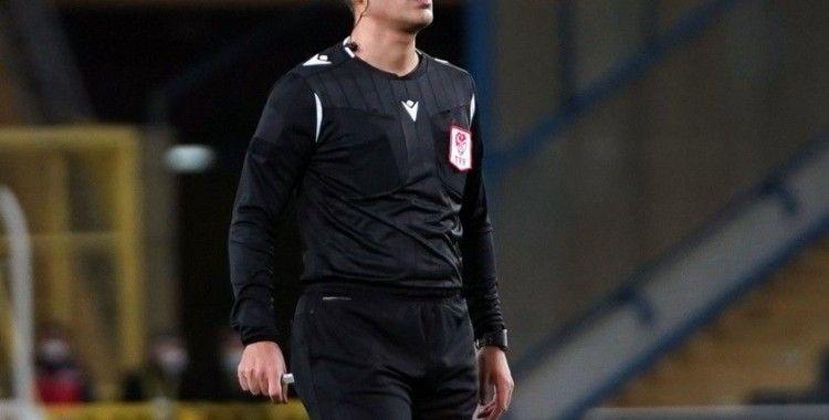 Hatayspor-Kayserispor maçını Alper Ulusoy yönetecek