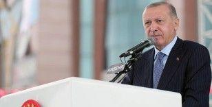 Cumhurbaşkanı Erdoğan: Aldığımız tedbirlerle dünyanın en yüksek büyüme rakamlarına ulaştık