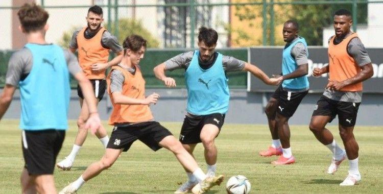 Manisa FK'da Bandırmaspor hazırlıkları başladı