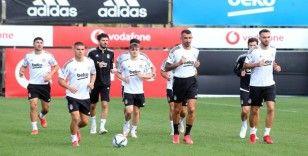 Beşiktaş, Antalyaspor maçı hazırlıklarına ara vermeden başladı
