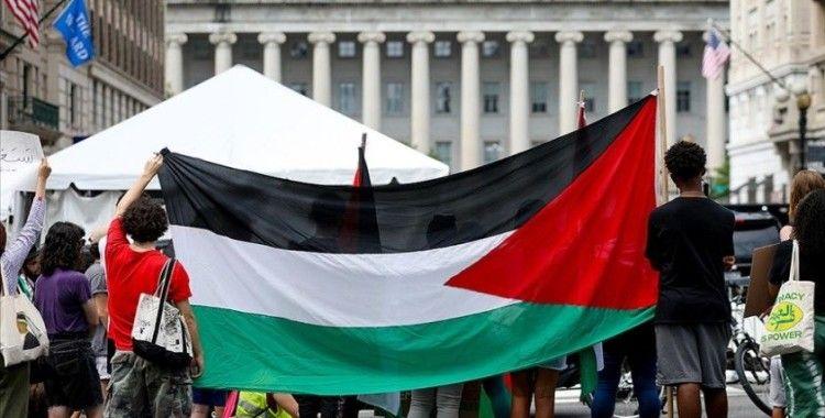 ABD mahkemesi, Filistin yanlısı gösterilerin engellenemeyeceğine hükmetti