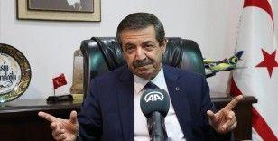 KKTC Dışişleri Bakanı Ertuğruloğlu: Cenevre'de ortaya koyduğumuz pozisyondan geri adım atmayacağız