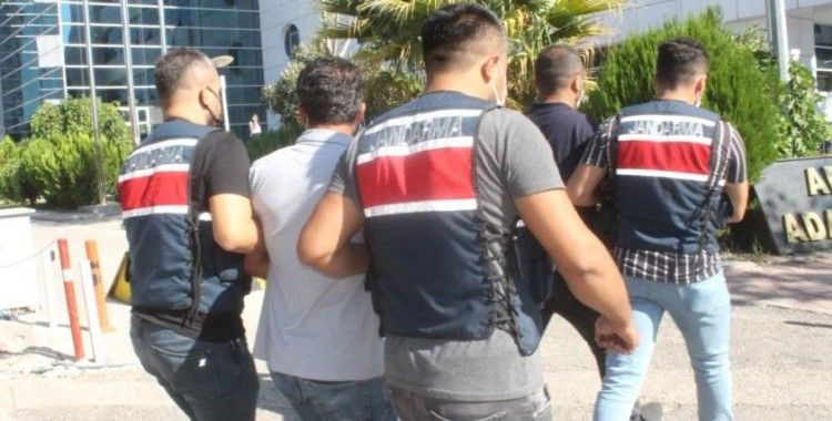 Teröristlere erzak taşıyanlara operasyon