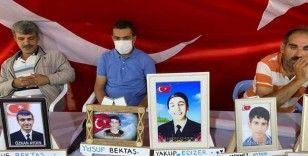 Evlat hasreti çeken baba Aydın'dan HDP vekillerine tepki
