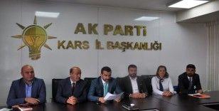 Kars AK Parti'den '17 Eylül' açıklaması