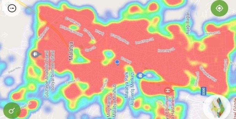 Malatya'da korona virüs vakaları artışa geçti