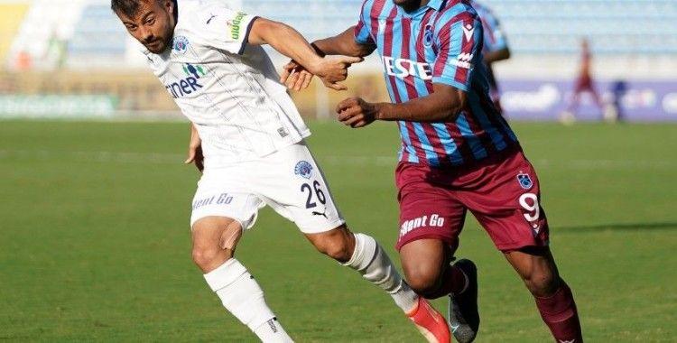 Süper Lig: Kasımpaşa: 0 - Trabzonspor: 1 (Maç sonucu)