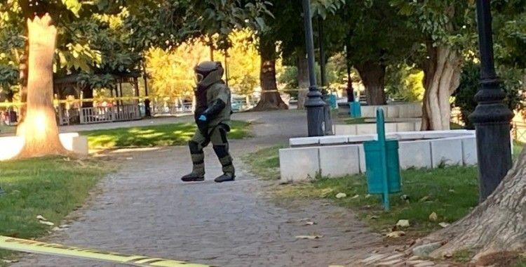 Gaziantep'te polisin dikkati sayesinde bombalı eylem engellendi