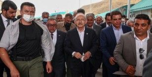 Başkan Bedirhanoğlu: Umarım sınır kapısı bir daha kapanmaz!