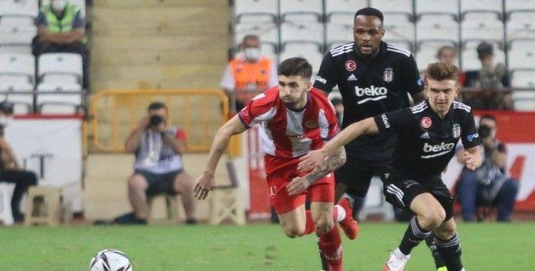 Süper Lig: FT Antalyaspor: 2 - Beşiktaş: 3 (Maç sonucu)