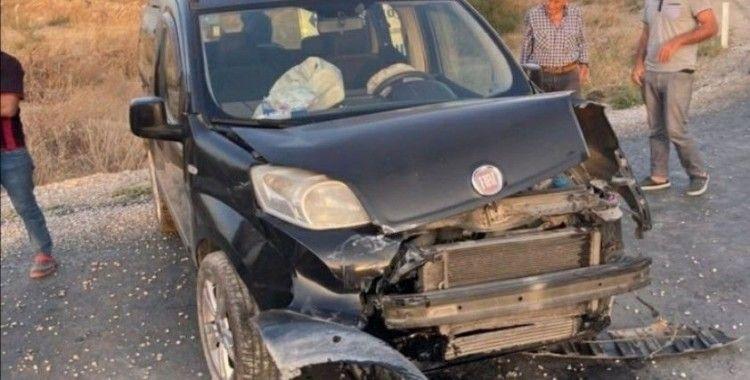 Manisa'da trafik kazası: 6 yaralı