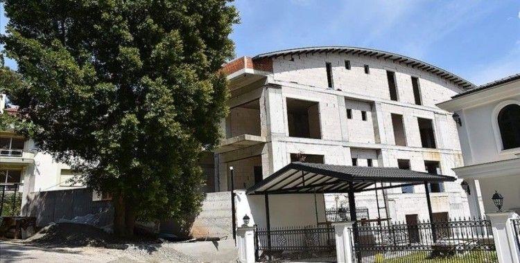 MSB: Gazilerimiz için inşa edilen Gazi Konuk Evi'ni bu yıl bitiriyoruz