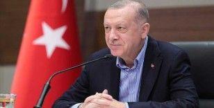 Cumhurbaşkanı Erdoğan: Temennimiz 2023 seçimlerine farklı bir şekilde girmek