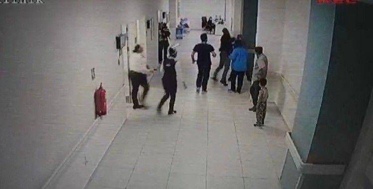 Isparta'da acil servis doktoruna yumruklu saldırı