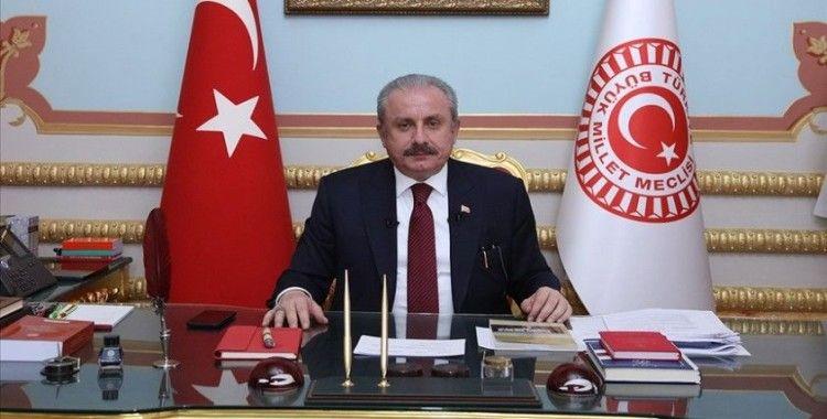 Şentop: 'Dünya şartları, paradigmalar, düşünceler değişiyor ama Türkiye'nin önemi değişmiyor'