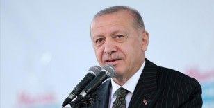 Cumhurbaşkanı Erdoğan: Türkevi binamız, uluslararası toplumdaki yerimizin de bir yansıması olacaktır