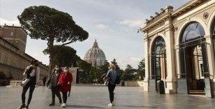 Vatikan'a girişlerde Kovid-19'a yönelik 'Yeşil Geçiş' belgesi şartı
