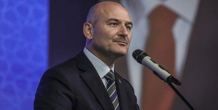 Bakan Soylu: Türkiye afet yönetiminde AFAD Başkanlığı eliyle ortaya koyduğu yeni yapılanmayla çağ atlamıştır