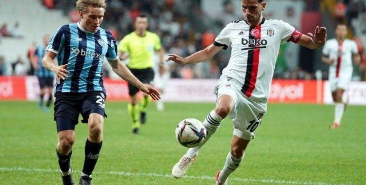Beşiktaş, evinde Adana Demirspor ile 3-3 berabere kaldı