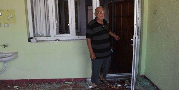 Kiracının savaş alanına çevirdiği evin sahibi: Korkuyoruz