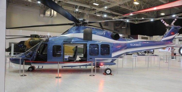 Türkiye'nin yerli ve milli helikopteri 'Gökbey'de yeni prototip yolda