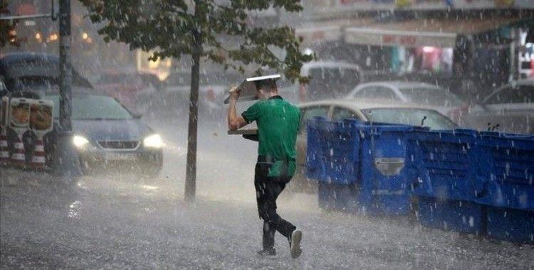 İstanbul, Kocaeli ve Sakarya'da kuvvetli yağış bekleniyor