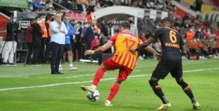 Kayserispor: 3 - Galatasaray: 0